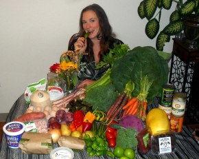 Paleo Food Farmer's Market Haul